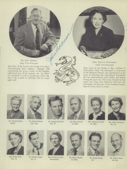 Page 9, 1954 Edition, Belmont High School - Campanile Yearbook (Los Angeles, CA) online yearbook collection