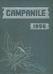 1956 Edition, Belmont High School - Campanile Yearbook (Los Angeles, CA)