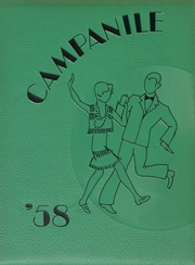 1958 Edition, Belmont High School - Campanile Yearbook (Los Angeles, CA)