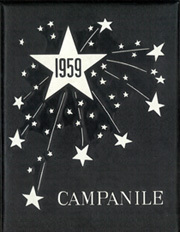 Page 1, 1959 Edition, Belmont High School - Campanile Yearbook (Los Angeles, CA) online yearbook collection