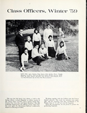 Page 15, 1959 Edition, Belmont High School - Campanile Yearbook (Los Angeles, CA) online yearbook collection