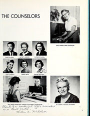 Page 9, 1960 Edition, Belmont High School - Campanile Yearbook (Los Angeles, CA) online yearbook collection