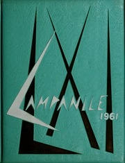 1961 Edition, Belmont High School - Campanile Yearbook (Los Angeles, CA)