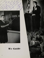 Page 10, 1956 Edition, John Marshall High School - Barrister Yearbook (Los Angeles, CA) online yearbook collection