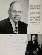 Page 12, 1956 Edition, John Marshall High School - Barrister Yearbook (Los Angeles, CA) online yearbook collection