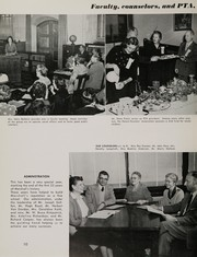 Page 14, 1956 Edition, John Marshall High School - Barrister Yearbook (Los Angeles, CA) online yearbook collection