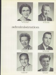 Page 9, 1959 Edition, John Marshall High School - Barrister Yearbook (Los Angeles, CA) online yearbook collection