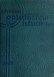 Page 1, 1933 Edition, Polytechnic High School - Polytechnic Student Yearbook (Los Angeles, CA) online yearbook collection