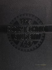 Page 1, 1939 Edition, Polytechnic High School - Polytechnic Student Yearbook (Los Angeles, CA) online yearbook collection