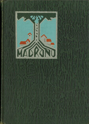 1931 Edition, Palo Alto High School - Madrono Yearbook (Palo Alto, CA)