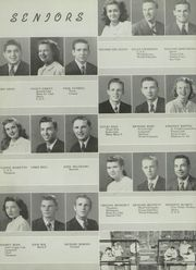 Page 16, 1948 Edition, Palo Alto High School - Madrono Yearbook (Palo Alto, CA) online yearbook collection