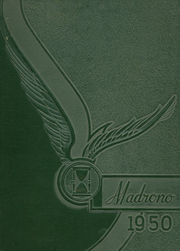 Palo Alto High School - Madrono Yearbook (Palo Alto, CA) online yearbook collection, 1950 Edition, Page 1
