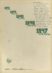 Page 2, 1950 Edition, Palo Alto High School - Madrono Yearbook (Palo Alto, CA) online yearbook collection