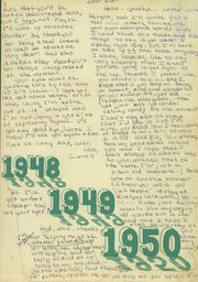 Page 3, 1950 Edition, Palo Alto High School - Madrono Yearbook (Palo Alto, CA) online yearbook collection