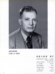 Page 16, 1940 Edition, Louisiana State University - Gumbo Yearbook (Baton Rouge, LA) online yearbook collection