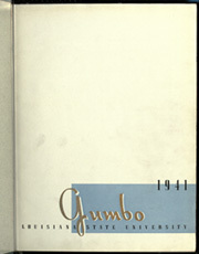 Page 5, 1941 Edition, Louisiana State University - Gumbo Yearbook (Baton Rouge, LA) online yearbook collection