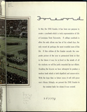 Page 9, 1941 Edition, Louisiana State University - Gumbo Yearbook (Baton Rouge, LA) online yearbook collection