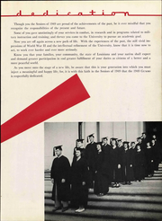 Page 17, 1949 Edition, Louisiana State University - Gumbo Yearbook (Baton Rouge, LA) online yearbook collection