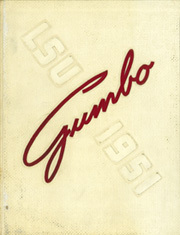 Page 1, 1951 Edition, Louisiana State University - Gumbo Yearbook (Baton Rouge, LA) online yearbook collection