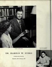 Page 10, 1951 Edition, Louisiana State University - Gumbo Yearbook (Baton Rouge, LA) online yearbook collection