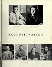 Page 13, 1951 Edition, Louisiana State University - Gumbo Yearbook (Baton Rouge, LA) online yearbook collection