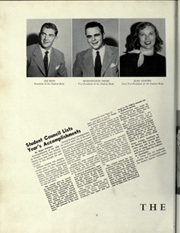 Page 16, 1951 Edition, Louisiana State University - Gumbo Yearbook (Baton Rouge, LA) online yearbook collection
