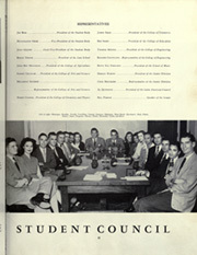 Page 17, 1951 Edition, Louisiana State University - Gumbo Yearbook (Baton Rouge, LA) online yearbook collection