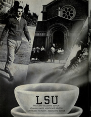 Page 6, 1951 Edition, Louisiana State University - Gumbo Yearbook (Baton Rouge, LA) online yearbook collection