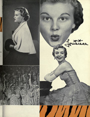 Page 11, 1954 Edition, Louisiana State University - Gumbo Yearbook (Baton Rouge, LA) online yearbook collection