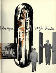 Page 7, 1954 Edition, Louisiana State University - Gumbo Yearbook (Baton Rouge, LA) online yearbook collection