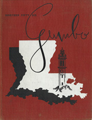 Page 1, 1956 Edition, Louisiana State University - Gumbo Yearbook (Baton Rouge, LA) online yearbook collection