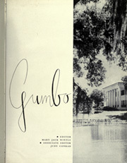 Page 5, 1956 Edition, Louisiana State University - Gumbo Yearbook (Baton Rouge, LA) online yearbook collection