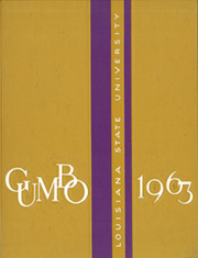 Page 1, 1963 Edition, Louisiana State University - Gumbo Yearbook (Baton Rouge, LA) online yearbook collection