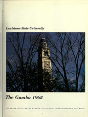 Page 5, 1968 Edition, Louisiana State University - Gumbo Yearbook (Baton Rouge, LA) online yearbook collection