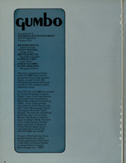 Page 20, 1976 Edition, Louisiana State University - Gumbo Yearbook (Baton Rouge, LA) online yearbook collection