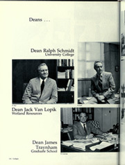 Page 158, 1981 Edition, Louisiana State University - Gumbo Yearbook (Baton Rouge, LA) online yearbook collection