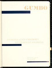 Page 5, 1983 Edition, Louisiana State University - Gumbo Yearbook (Baton Rouge, LA) online yearbook collection