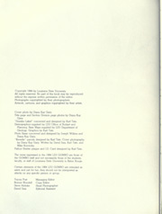 Page 8, 1984 Edition, Louisiana State University - Gumbo Yearbook (Baton Rouge, LA) online yearbook collection