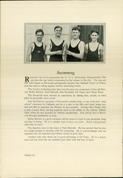 Page 90, 1927 Edition, Roosevelt High School - Lariat Yearbook (Oakland, CA) online yearbook collection