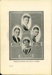 Page 10, 1922 Edition, San Diego High School - Gray Castle Yearbook (San Diego, CA) online yearbook collection