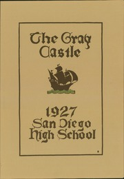 Page 9, 1927 Edition, San Diego High School - Gray Castle Yearbook (San Diego, CA) online yearbook collection