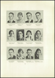Page 13, 1920 Edition, South Pasadena High School - Copa de Oro Yearbook (South Pasadena, CA) online yearbook collection