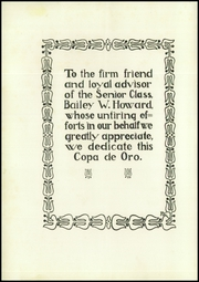 Page 6, 1920 Edition, South Pasadena High School - Copa de Oro Yearbook (South Pasadena, CA) online yearbook collection