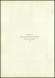 Page 8, 1920 Edition, South Pasadena High School - Copa de Oro Yearbook (South Pasadena, CA) online yearbook collection