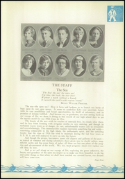 Page 15, 1926 Edition, South Pasadena High School - Copa de Oro Yearbook (South Pasadena, CA) online yearbook collection