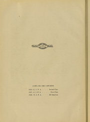 Page 6, 1929 Edition, South Pasadena High School - Copa de Oro Yearbook (South Pasadena, CA) online yearbook collection