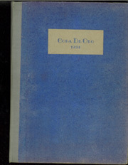 Page 1, 1934 Edition, South Pasadena High School - Copa de Oro Yearbook (South Pasadena, CA) online yearbook collection