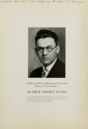Page 8, 1934 Edition, South Pasadena High School - Copa de Oro Yearbook (South Pasadena, CA) online yearbook collection