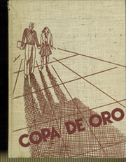 1940 Edition, South Pasadena High School - Copa de Oro Yearbook (South Pasadena, CA)
