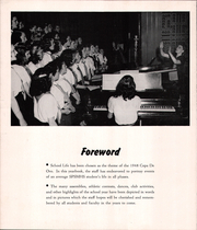 Page 8, 1948 Edition, South Pasadena High School - Copa de Oro Yearbook (South Pasadena, CA) online yearbook collection